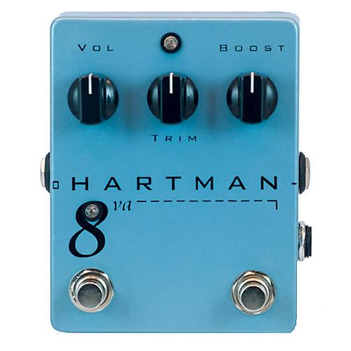 Hartman Electronics 8va Octave Fuzz Guitar Effects Pedal