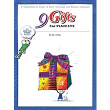 Korea Institute of Piano Pedagogy 9 Gifts for Pianists Educational Piano Library Series Softcover Written by Joy J. Song