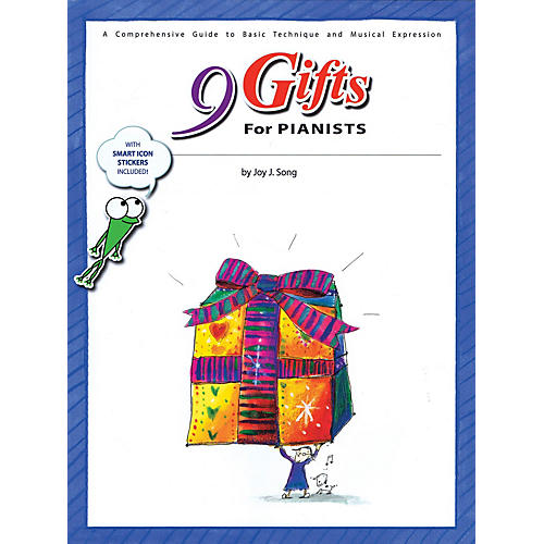 Korea Institute of Piano Pedagogy 9 Gifts for Pianists Educational Piano Library Series Softcover Written by Joy J. Song-thumbnail