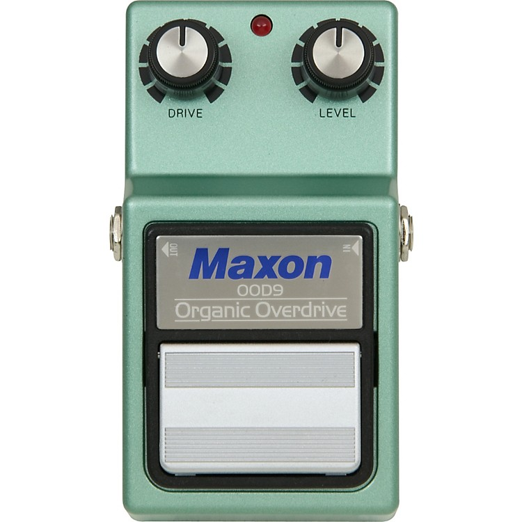 Maxon 9-Series OOD-9 Organic Overdrive Pedal