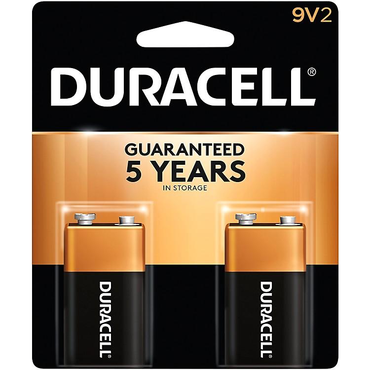 Duracell9-Volt Batteries2-Pack