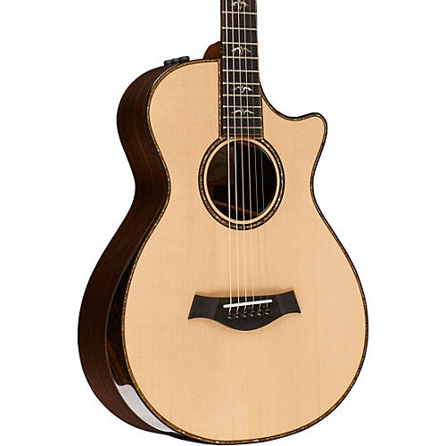 Taylor 900 Series 912ceES 12-Fret Acoustic-Electric Guitar Natural