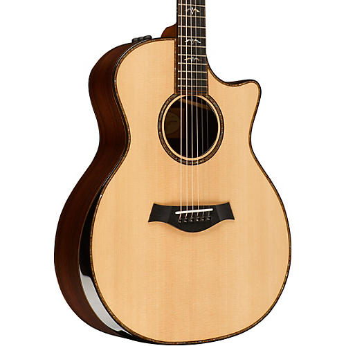 Taylor 900 Series 914CE High Performance Package Grand Auditorium Acoustic-Electric Guitar-thumbnail