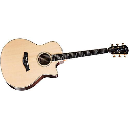 Taylor 900 Series 916ce Grand Symphony Cutaway Acoustic-Electric Guitar-thumbnail