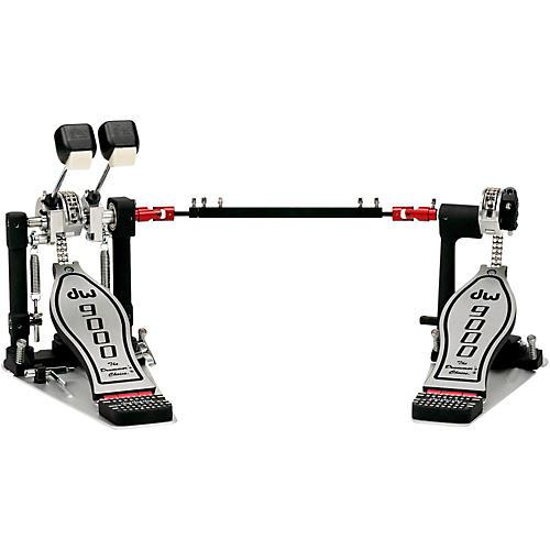 DW 9000 Series Double Bass Drum Pedal (Lefty Version)-thumbnail