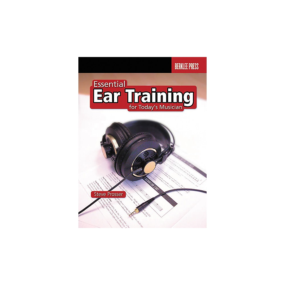 Berklee Press Essential Ear Training For The Contemporary Musician