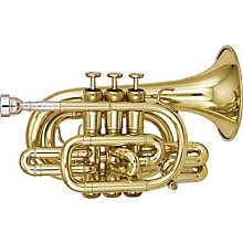Kanstul 905 Series Bb Pocket Trumpet 905-1 Lacquer