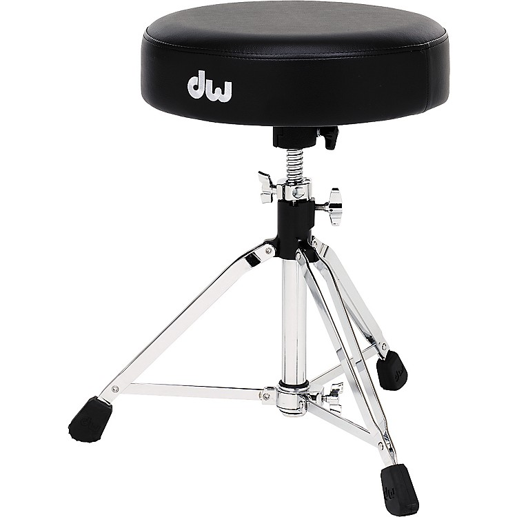 DW 9100 Standard Round Seat Drum Throne