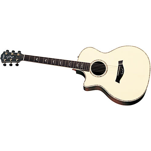 Taylor 914-CE Left-Handed Grand Auditorium Acoustic-Electric Guitar
