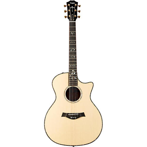 Taylor 914ce 2014 Grand Auditorium Cutaway ES2 Acoustic Electric Guitar Natural