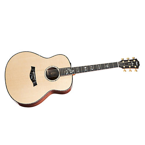 Taylor 918E Grand Orchestra Spruce/Rosewood Acoustic-Electric Guitar