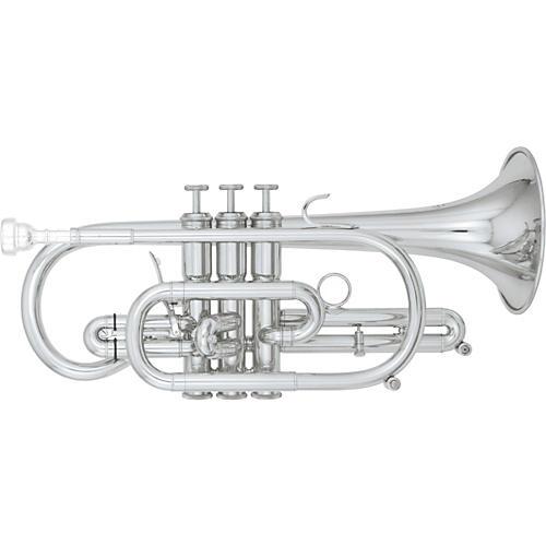 Kanstul 930 Series Bb Cornet 930-2 Silver