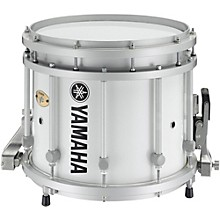 Yamaha 9300 Series SFZ Marching Snare Drum 13 x 11 in. White Forest with Standard Hardware