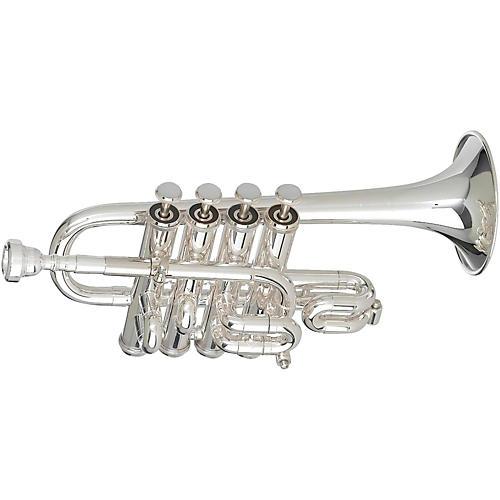 Getzen 940 Eterna Series Bb/A Piccolo Trumpet-thumbnail