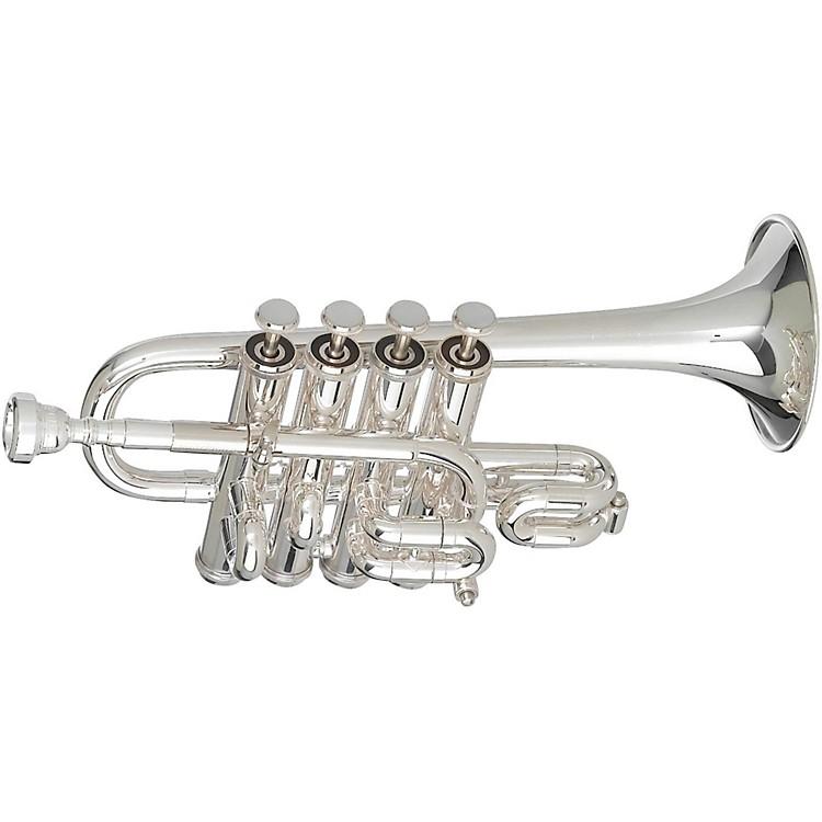 Getzen940 Eterna Series Bb/A Piccolo TrumpetSilver