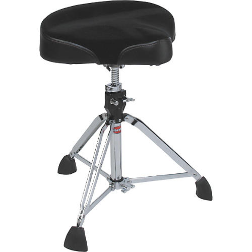Gibraltar 9600 Series Motorcycle-Style Cordura/Vinyl Drum Throne-thumbnail
