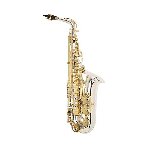 Jupiter 969 Silver-Series Intermediate Alto Saxophone