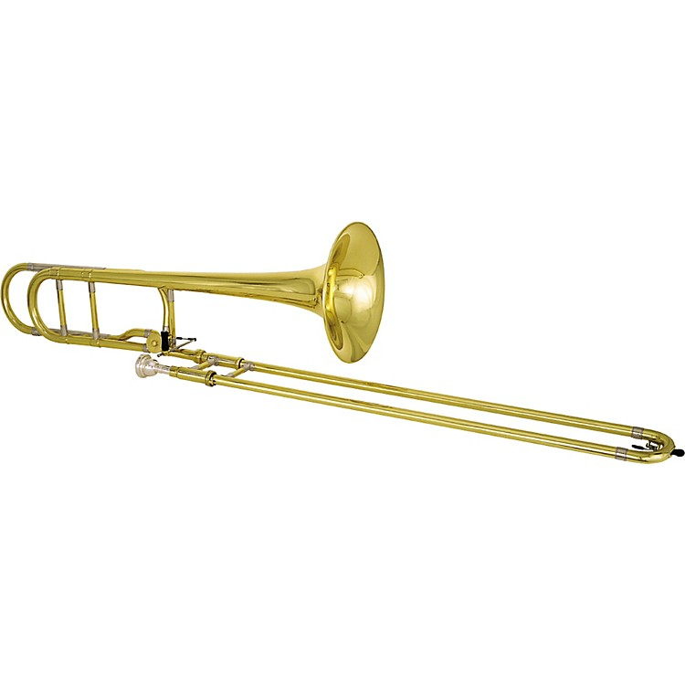 Kanstul 970 Series F Attachment Trombone 970-2 Silver