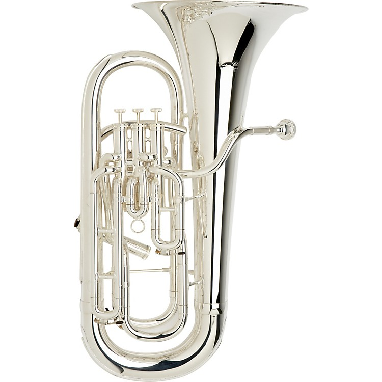Kanstul975 Series Compensating Euphonium975-2 Silver