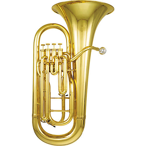 Kanstul 985-L Series 4-Valve Euphonium 985-L-2 Silver