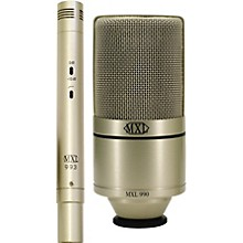 MXL 990/993 Studio Package