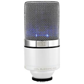 mxl 990 blizzard limited edition condenser microphone musician 39 s friend. Black Bedroom Furniture Sets. Home Design Ideas