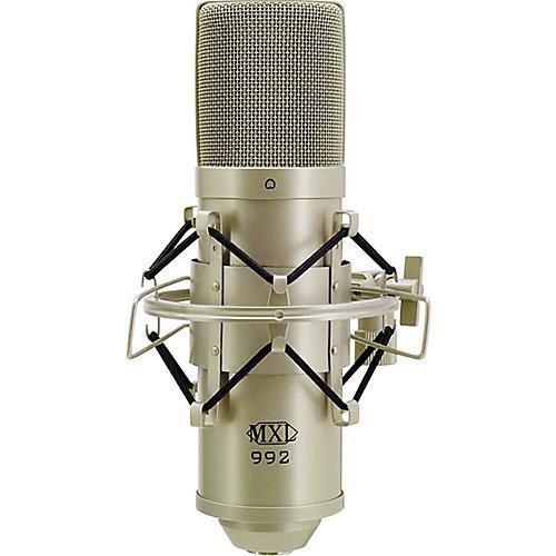 MXL 992 Large-Diaphragm Condenser Microphone