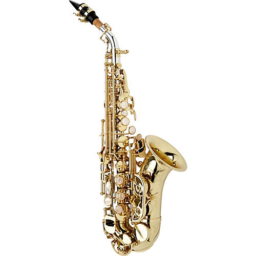 Yanagisawa 9930 Sterling Series Soprano Saxophone Curved Body