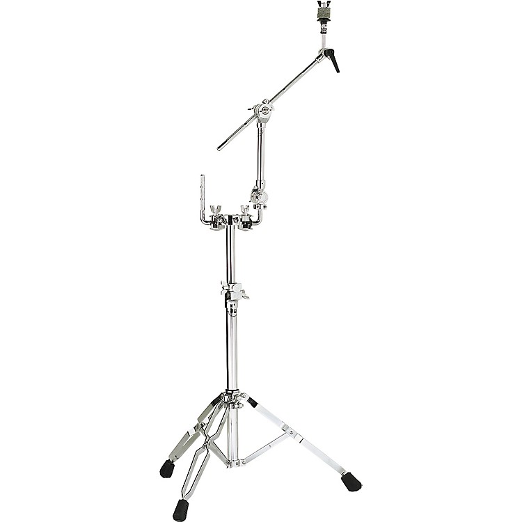 DW 9999 Heavy-Duty Single Tom and Cymbal Stand