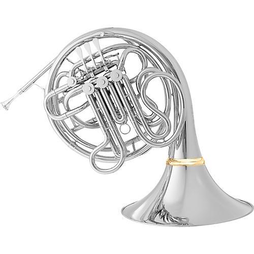 Conn 9DS CONNstellation Series Screw Bell Double Horn Nickel Silver Screw Nickel Silver Bell