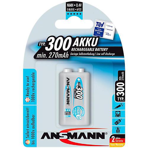 Ansmann 9V Max-E Battery-thumbnail