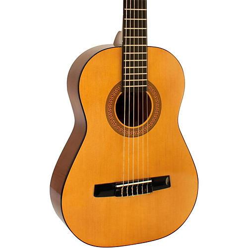hohner a 1 2 size nylon string acoustic guitar musician 39 s friend. Black Bedroom Furniture Sets. Home Design Ideas
