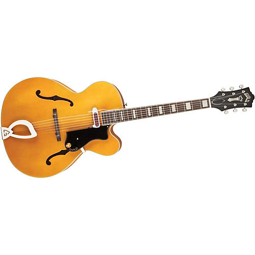 Guild A-150 Savoy Hollowbody Archtop Electric Guitar