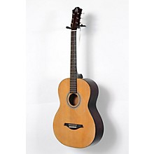 Hohner A+ 7/8 Size Steel String Acoustic Guitar Level 2 Natural 190839031136