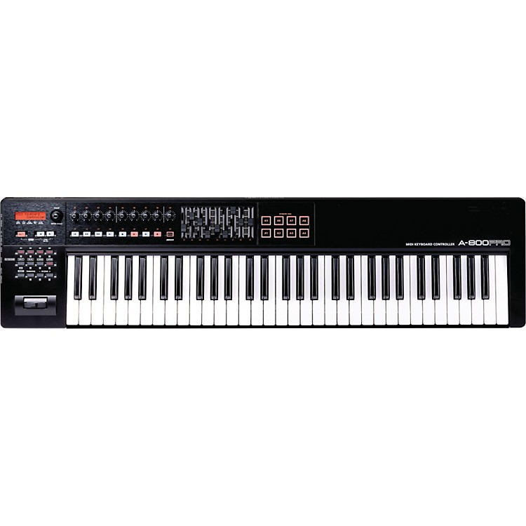 RolandA-800PRO 61-Key MIDI Keyboard Controller