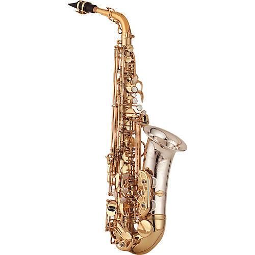 Yanagisawa A-9933 Silver Series Professional Alto Saxophone