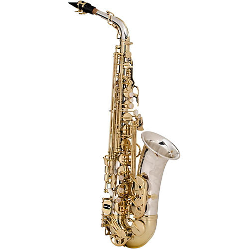 Yanagisawa A-9935 Silver Series Professional Alto Saxophone-thumbnail