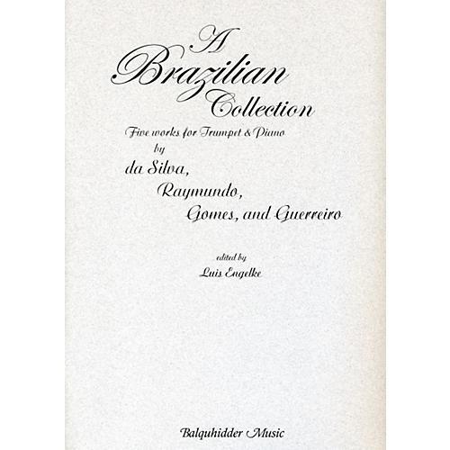 Carl Fischer A Brazilian Collection Book-thumbnail
