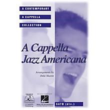 Contemporary A Cappella Publishing A Cappella Jazz Americana SATB DV A Cappella