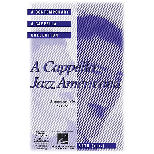 Contemporary A Cappella Publishing A Cappella Jazz Americana SATB DV A Cappella-thumbnail