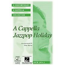 Contemporary A Cappella Publishing A Cappella Jazz Pop Holiday SATB DV A Cappella
