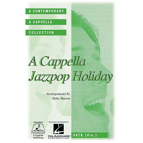 Contemporary A Cappella Publishing A Cappella Jazz Pop Holiday SATB DV A Cappella-thumbnail