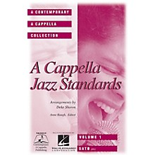 Contemporary A Cappella Publishing A Cappella Jazz Standards (Collection) (SATB) SATB DV A Cappella arranged by Deke Sharon
