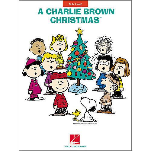 Hal Leonard A Charlie Brown Christmas For Easy Piano