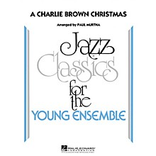 Hal Leonard A Charlie Brown Christmas Jazz Band Level 3 Arranged by Paul Murtha