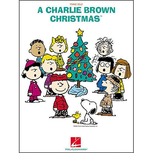 Hal Leonard A Charlie Brown Christmas