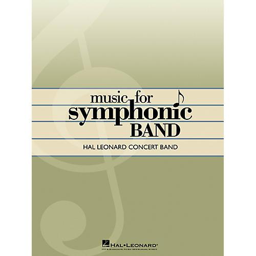 Hal Leonard A Christmas Fantasy Concert Band Level 4-5 Arranged by Calvin Custer