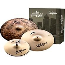 Zildjian A City Cymbal Pack