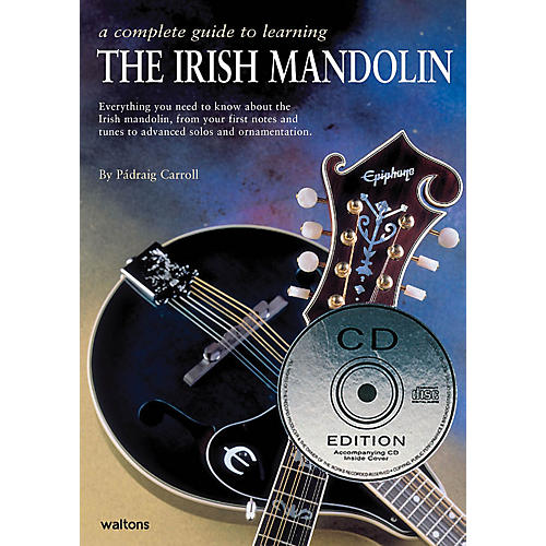 Waltons A Complete Guide to Learning the Irish Mandolin Waltons Irish Music Books Series by Padraig Carroll-thumbnail