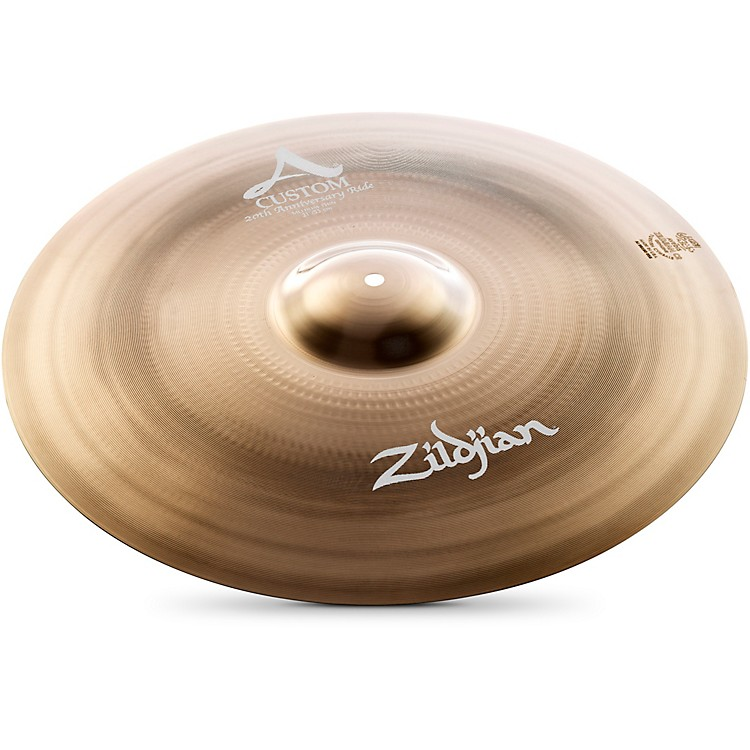 Zildjian A Custom 20th Anniversary Ride Cymbal 21 Inch